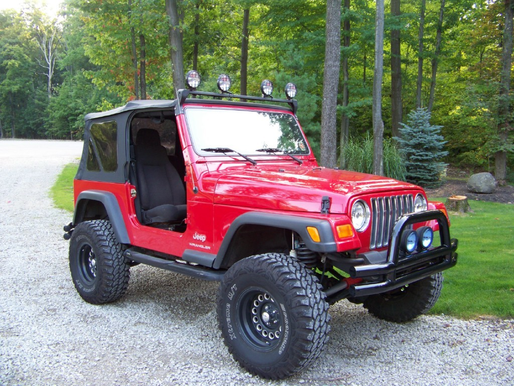Another cps13 2003 Jeep Wrangler post... - 10163663