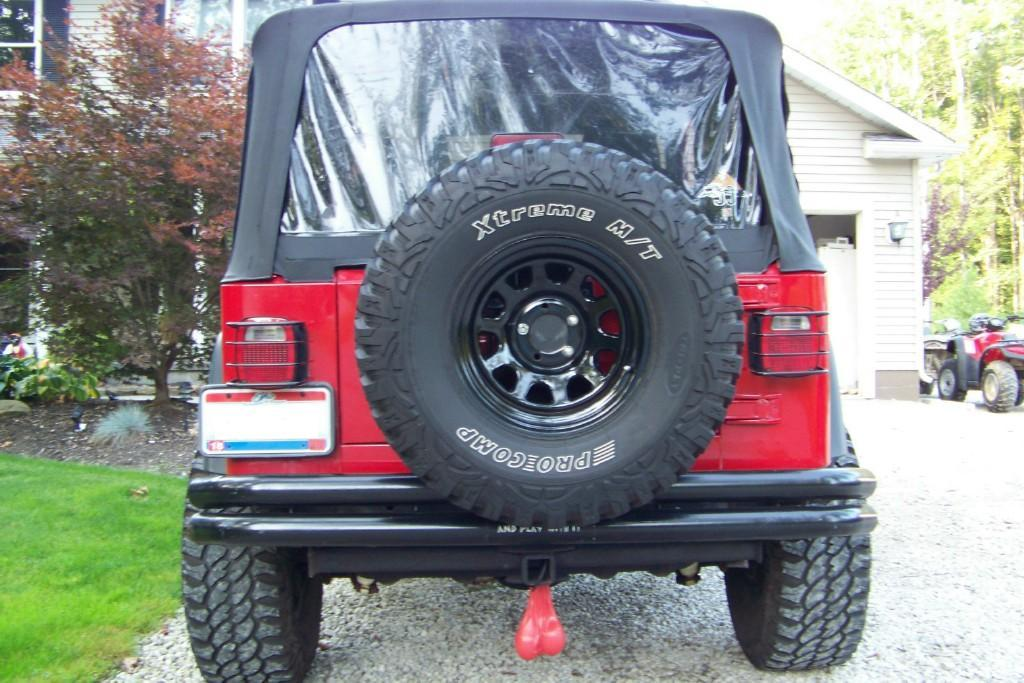 Another cps13 2003 Jeep Wrangler post... - 10163664