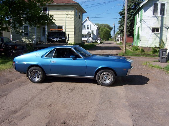 pipefactory 1969 AMC AMX