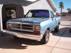 computerhacks 1988 Dodge D150 Club Cab