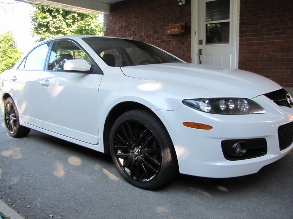silverspeed6 39 s 2007 mazda mazda6 in sherbrooke qc. Black Bedroom Furniture Sets. Home Design Ideas