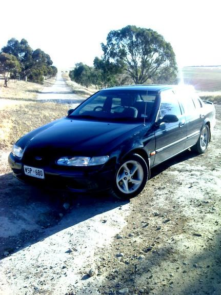 Another marksMK2 1997 Ford Falcon post... - 10163341