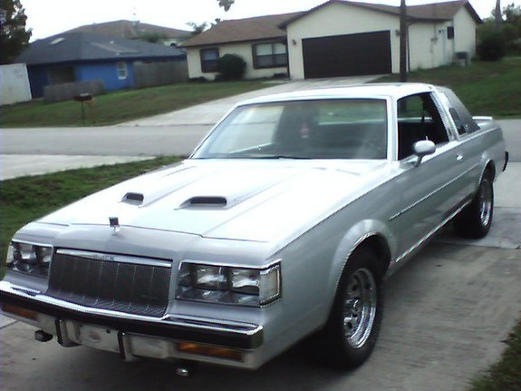 dxmsublime 1985 Buick Regal