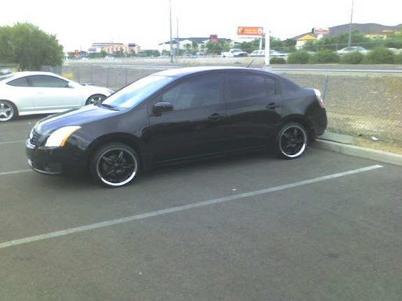 Another ICM0NEY 2007 Nissan Sentra post... - 10164465