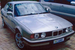 bolt4s 1990 BMW 5 Series