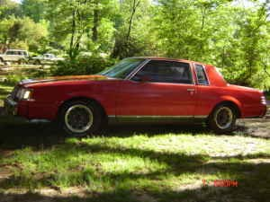 Twon86 1986 Buick Regal