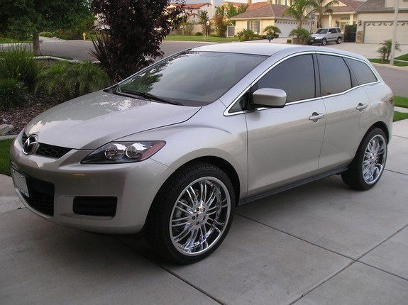 urgelis 2007 mazda cx 7touring sport utility 4d specs. Black Bedroom Furniture Sets. Home Design Ideas