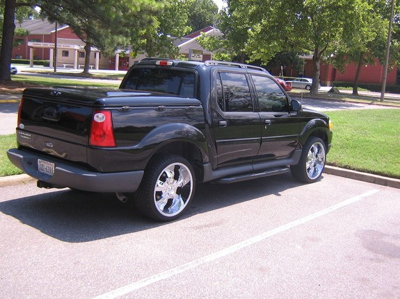 troytracy 2005 ford explorer sport trac specs photos modification info at cardomain. Black Bedroom Furniture Sets. Home Design Ideas