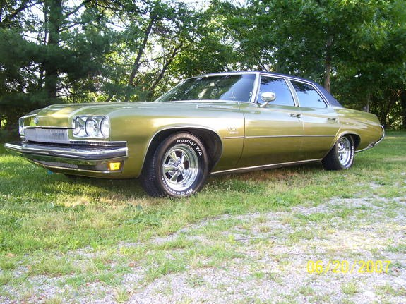 Another GreenDemon73 1973 Buick LeSabre post... - 10167323