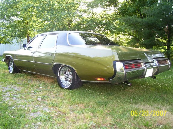 Another GreenDemon73 1973 Buick LeSabre post... - 10167324