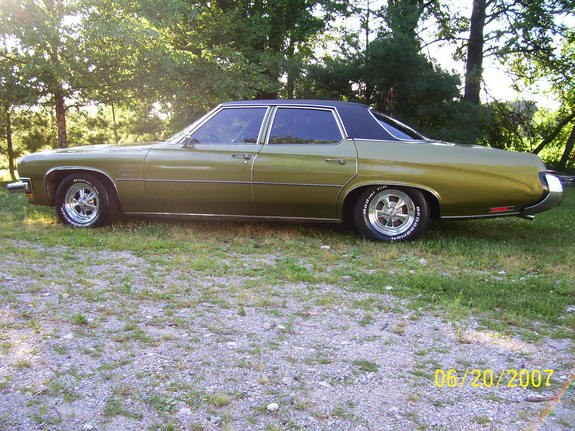 Another GreenDemon73 1973 Buick LeSabre post... - 10167325