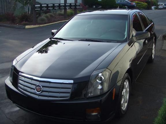 mrmayhem79 39 s 2005 cadillac cts in federal way wa. Black Bedroom Furniture Sets. Home Design Ideas