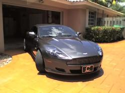 AstonLovers 2007 Aston Martin DB9