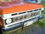 Pud12343s 1976 Ford F150 Regular Cab