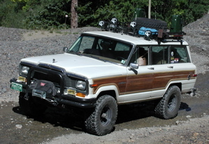 Another shimniok 1986 Jeep Grand Wagoneer post... - 10170959