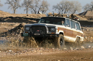 Another shimniok 1986 Jeep Grand Wagoneer post... - 10170960