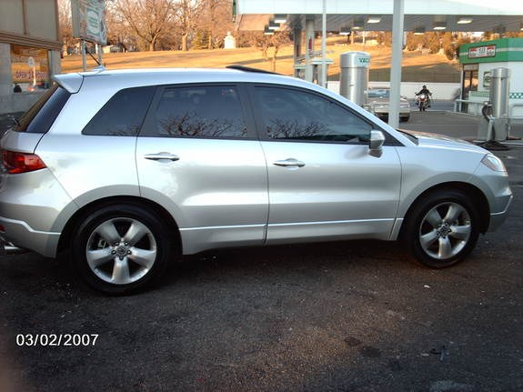Another kevieemt 2007 Acura RDX post... - 10173902