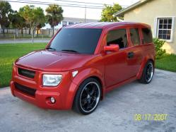 element46s 2003 Honda Element