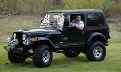 CJNV85s 1985 Jeep CJ7