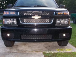 06candyrados 2006 Chevrolet Colorado Regular Cab