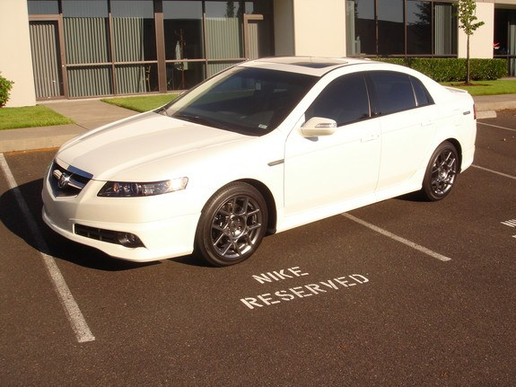 MIKEGS07 2007 Acura TL Specs Photos Modification Info at CarDomain