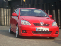206Quickies 2005 Toyota Corolla