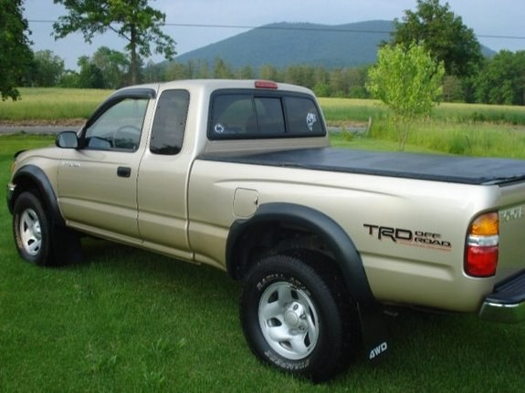 silvercivicex98 39 s 2001 toyota tacoma xtra cab in state. Black Bedroom Furniture Sets. Home Design Ideas