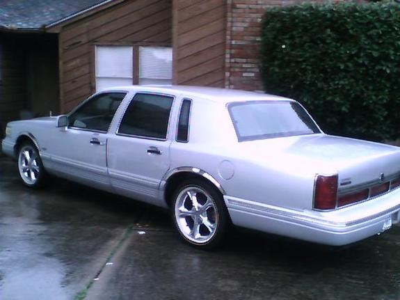 Another __281__ 1996 Lincoln Town Car post... - 10178332