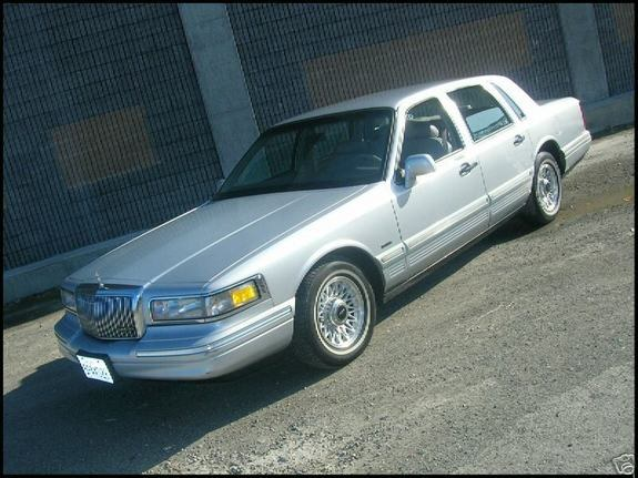 Another __281__ 1996 Lincoln Town Car post... - 10178340