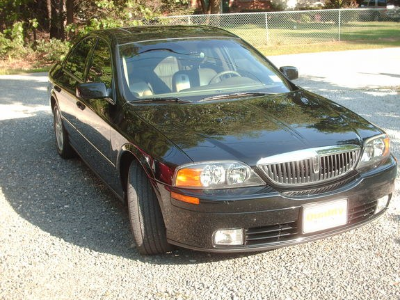 Sphinx609 2002 Lincoln LS