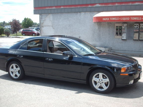 Another Sphinx609 2002 Lincoln LS post... - 10213876