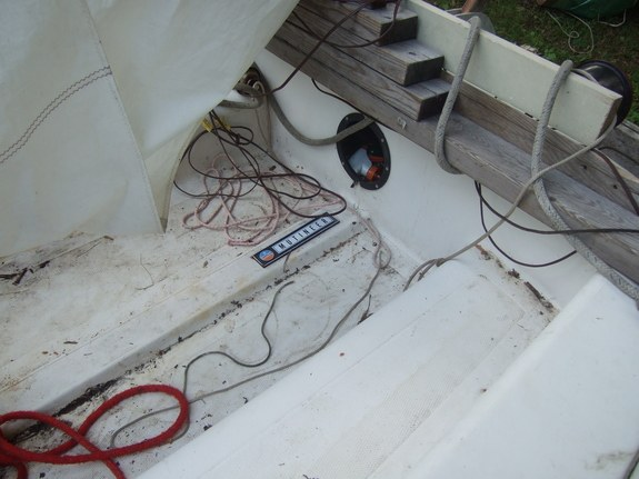Another Madracingalley 1973 Chrysler New Yorker Post Photo 10179124. 1973 Chrysler Mutineer 15 Sailboat I Drive A Dodge And Sail Pulled This. Chrysler. Chrysler Sailboat Wiring At Scoala.co