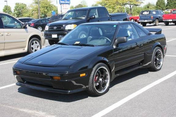 Jozell 1986 Toyota Mr2 Specs Photos Modification Info At
