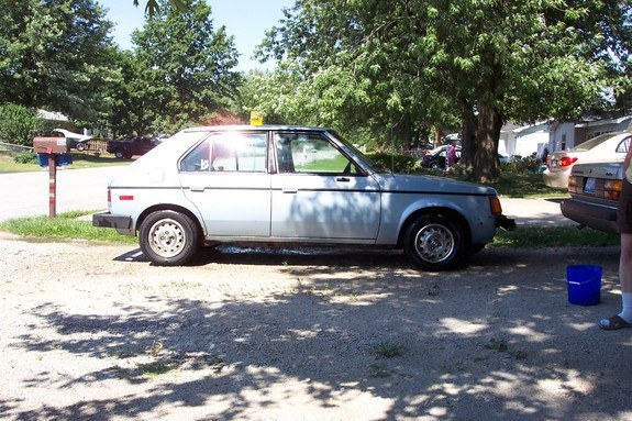 Another mag1991 1989 Dodge Omni America post... - 10181504