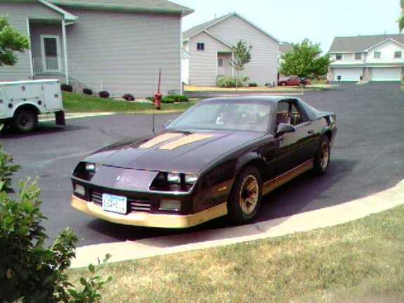 icecrememan1978 1987 Chevrolet Camaro Specs, Photos