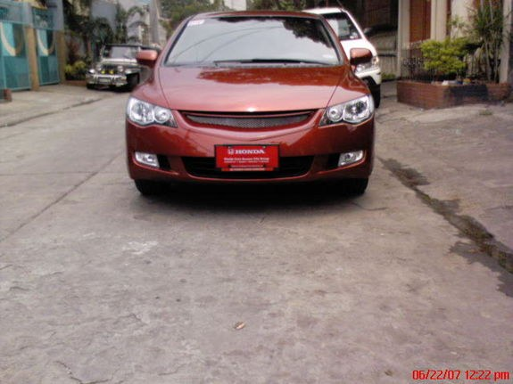 Another 888red 2007 Honda Civic post... - 10181670