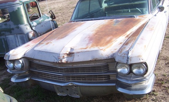 Another sethro125xxx 1963 Cadillac DeVille post... - 10181754