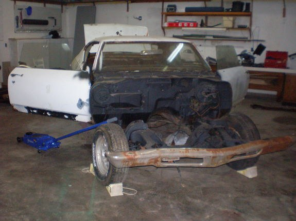Another 93scorcher 1969 Chevrolet Chevelle post... - 10181538