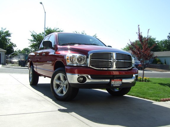 541dreamz 2007 dodge ram 1500 regular cab specs photos. Black Bedroom Furniture Sets. Home Design Ideas