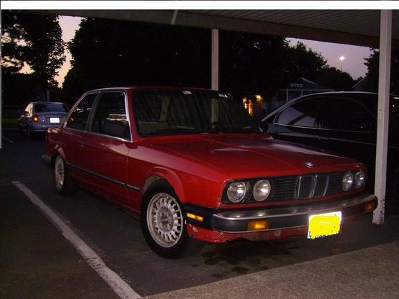 Another ledevil82 1987 BMW 3 Series post... - 10183501