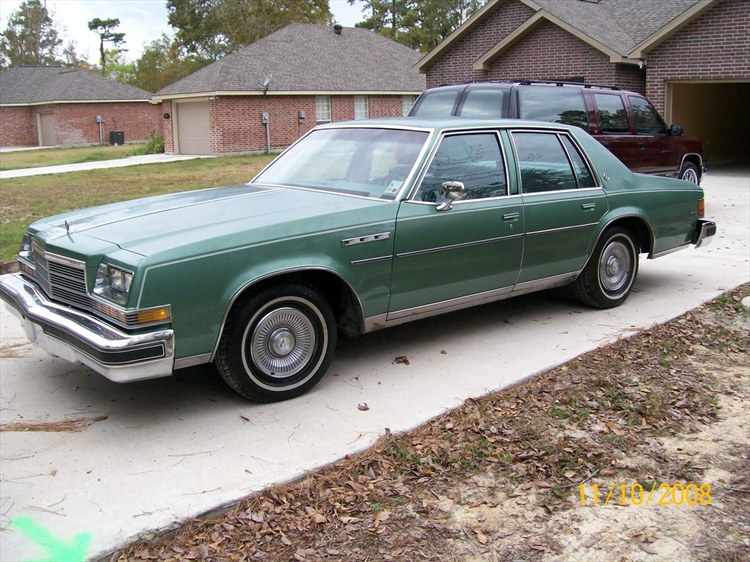 Another wesconjr 1978 Buick LeSabre post... - 10183661