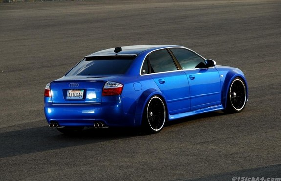 1sicka4 2004 Audi A4 Specs Photos Modification Info At
