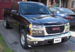 JorchJovers 2007 GMC Canyon Regular Cab
