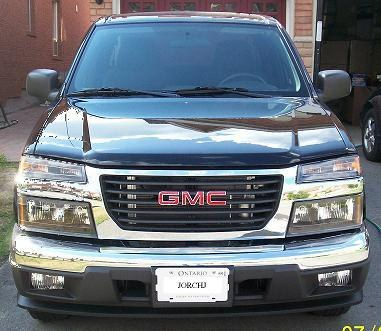 JorchJover 2007 GMC Canyon Regular Cab 10185644