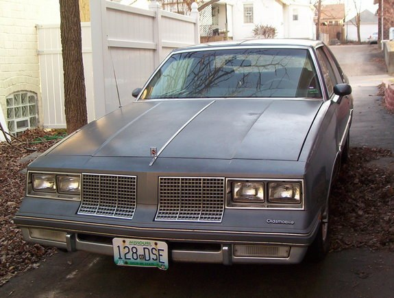 Another pattysmear 1985 Oldsmobile Cutlass Supreme post... - 10186231