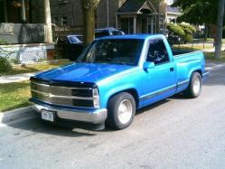 Bstyles 1991 Chevrolet C/K Pick-Up
