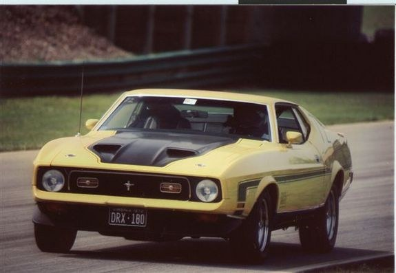 vamach1's 1972 Ford Mustang