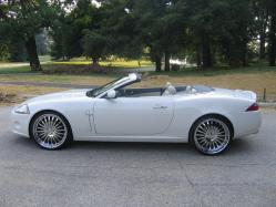 21207s 2007 Jaguar XK Series
