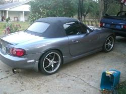 byronthepirate 2002 Mazda Miata MX-5