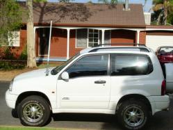 bug86bs 2005 Suzuki Grand Vitara